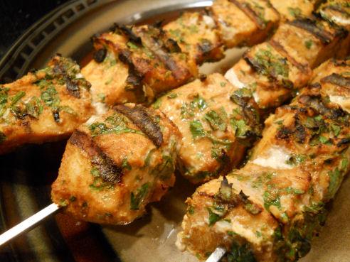 Espadon grillé à la sauce Teriyaki