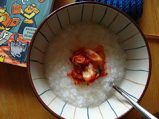 Recette de riz Okayu