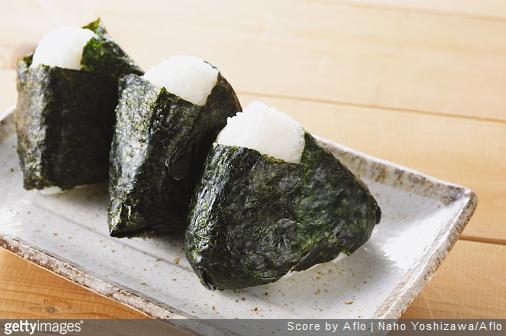 Onigiri : Recettes de boules de riz japonaises