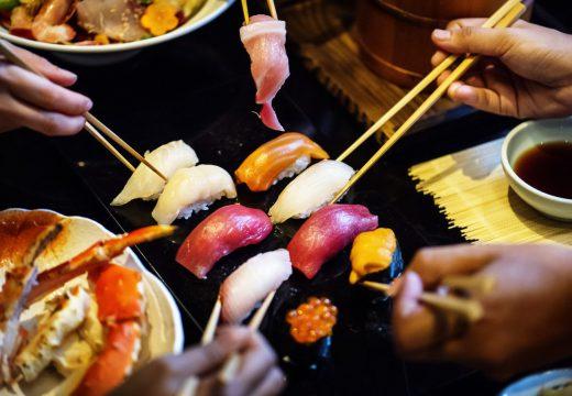 Escapade culinaire au Japon